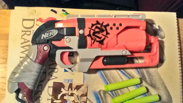 Hammershot, Nerf, Nerf Blaster