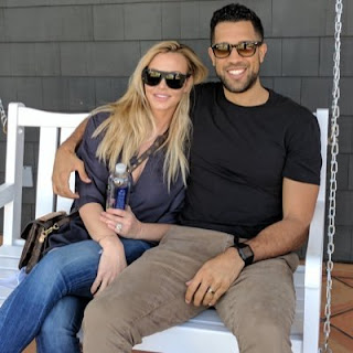 Landry Field and his wife Elaine Alden Field