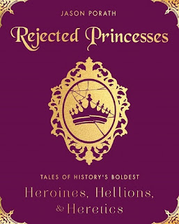 rejected princesses cover