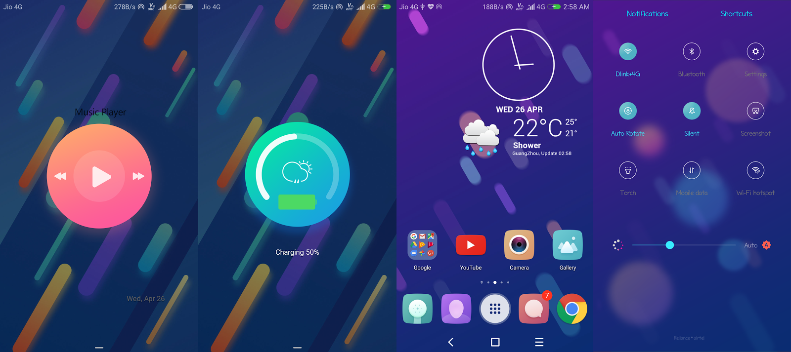 Download Ios 11 Iphone X Theme For Any Xiaomi Mi Devices – Dibujos
