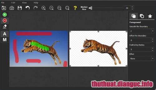 Download Teorex PhotoScissors 5.0 Full Cr@ck – Cắt ảnh nền dễ dàng