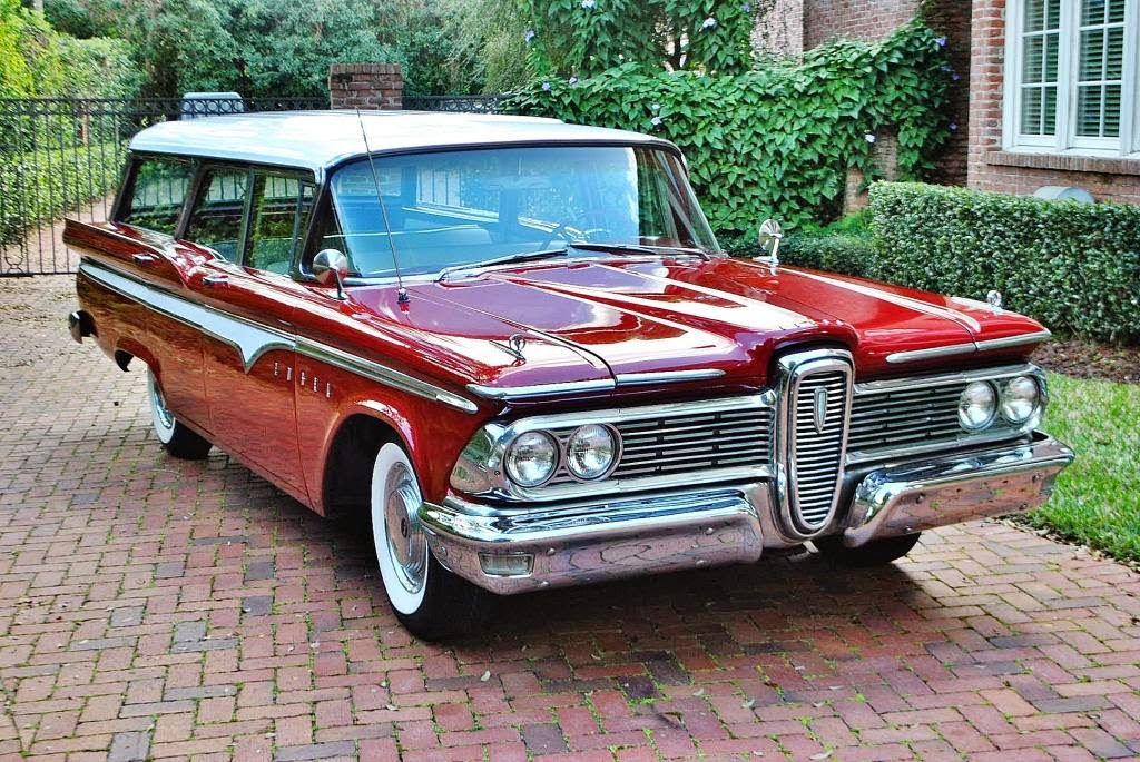U 2 1959 All American Cl...