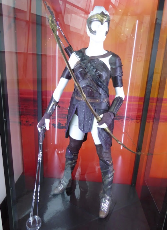 Robin Wright Wonder Woman Antiope film costume