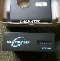 Darmatek Jual Skycounter Lightning Counter CCF-2004