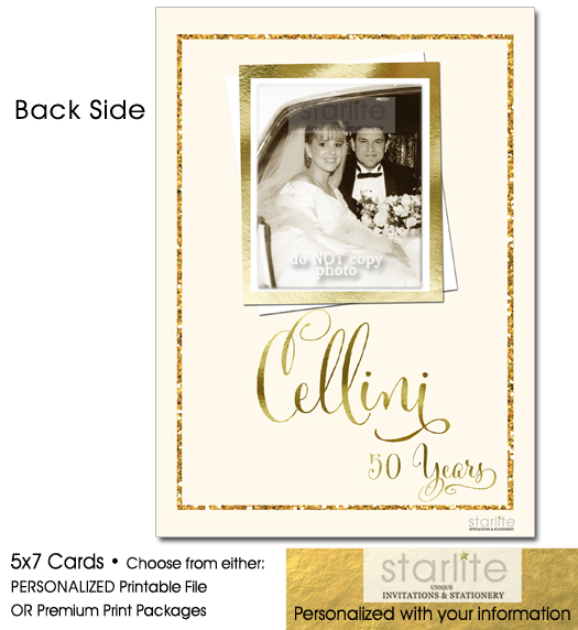 http://starliteprintables.indiemade.com/product/unique-elegant-50th-wedding-anniversary-invitation-golden-anniversary