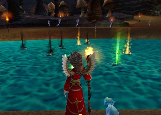 Stars Of The Spiral Fishing In Wizard101