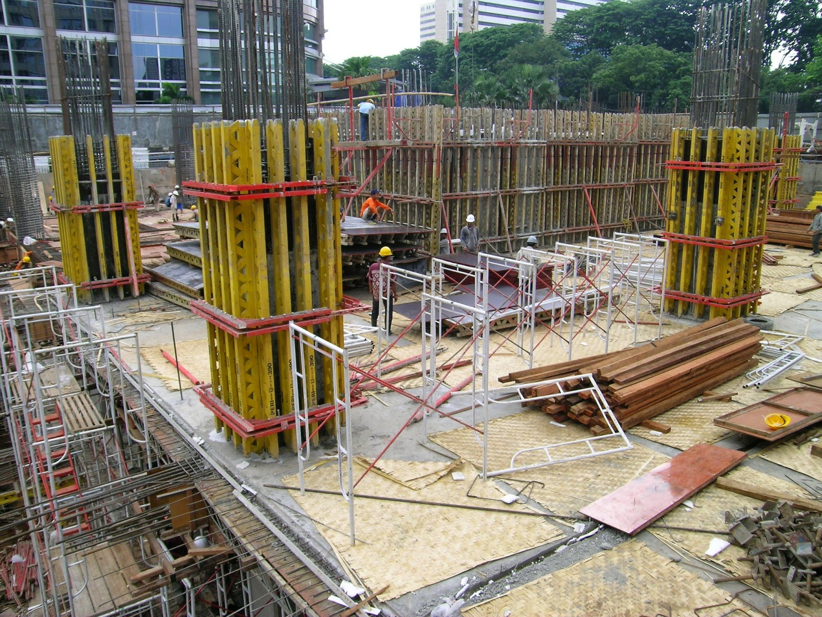 Formwork for the foundation do it yourself 1