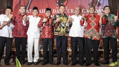 Ini Tiga Nama Jagoan PDI P di Pilgub Jabar 2018