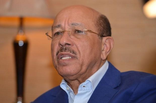 Juan Temístocles Montás, miembro del Comité Político del PLD.