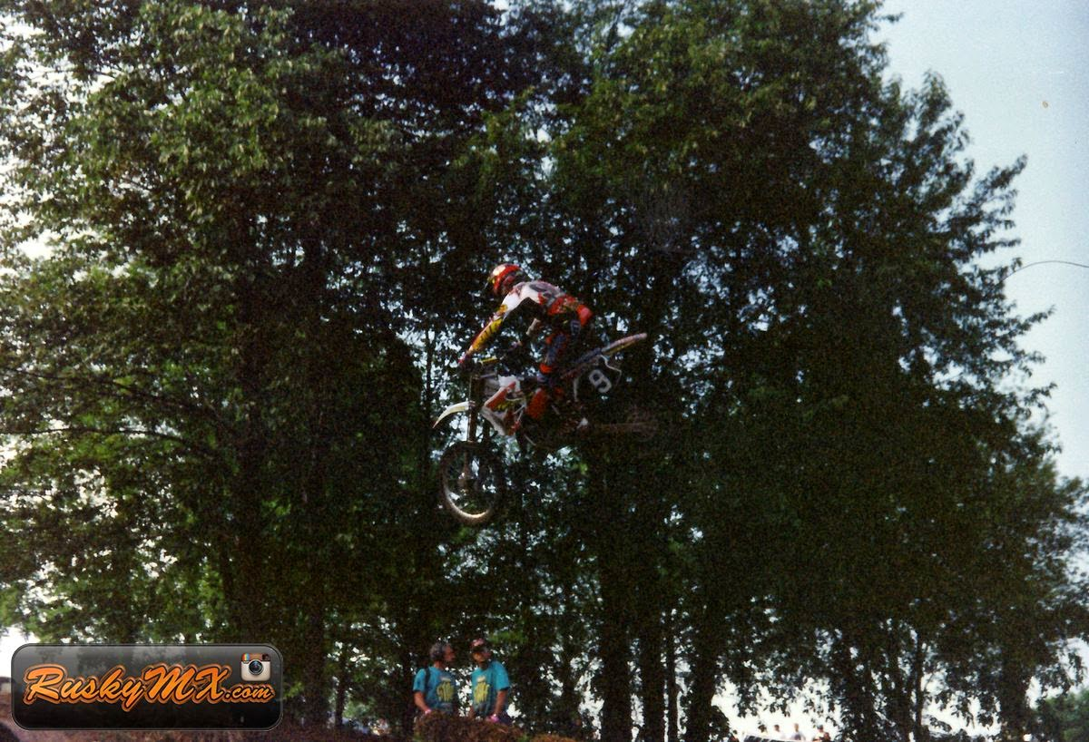 Mike Brown - Red Bud 1996