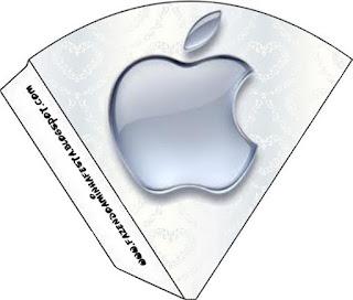Fiesta de Apple: Imprimibles Gratis para Fiestas.