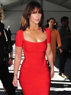 Jennifer Love Hewitt Vestido Rojo Pasion