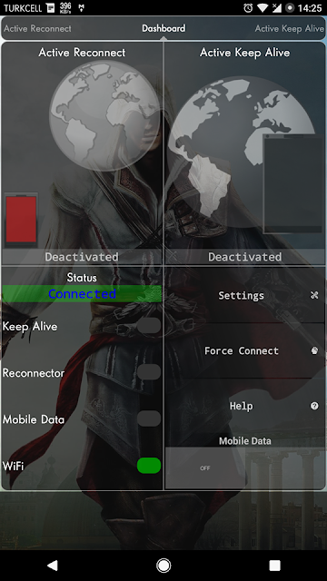 connection stabilizer booster apk mod