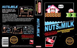 Nuts & Milk (BR) [ NES ]