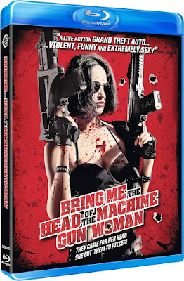 Tráiganme La Cabeza De La Mujer Metralleta 1080p HD Latino