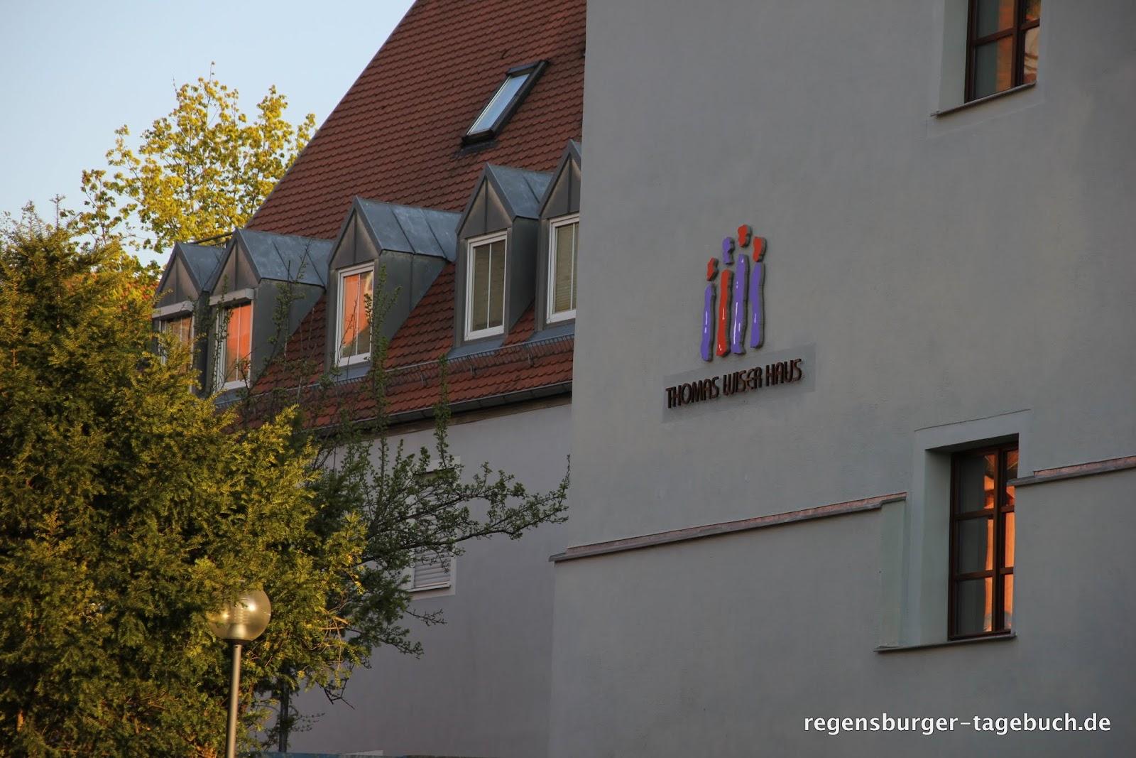 Regensburger Tagebuch: Geheimtipp Veranstaltungsort - Tom\'s Bühne ...
