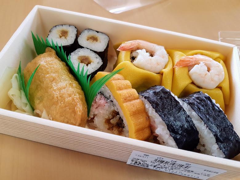 午餐壽司便當