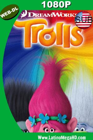 Trolls (2016) Subtitulado HD WEB-DL 1080P (2016)