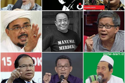 9 Tokoh Oposisi dan Koalisi Kebangsaan