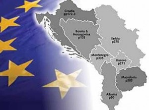 Western Balkans low credibility in the Governance