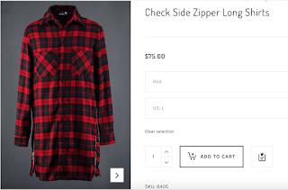 https://www.vicemode.com/product/check-side-zipper-long-shirts/