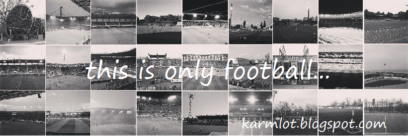 this is only football... and groundhopping