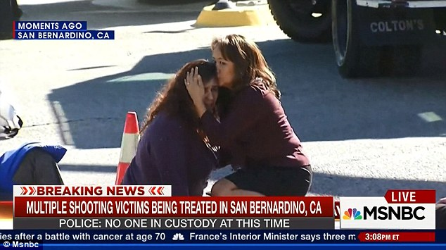 NEWS | San Bernardino Massacre : 14 Dead, 2 Perpetrators Killed by the Police