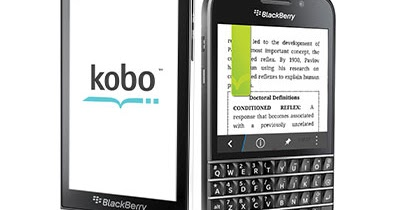 Kobo eReading app now available for BlackBerry OS 10 devices