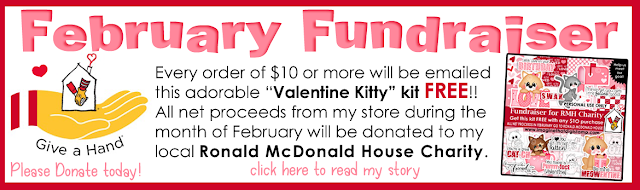 February Fundraiser and Free Kit