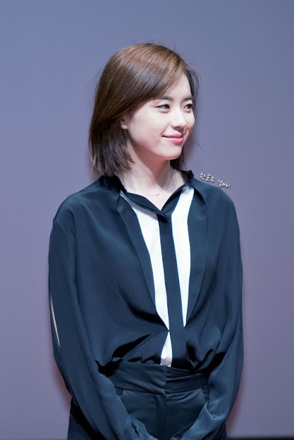 Mai toc ngan nu tinh, hien diu cua Han Hyo Joo