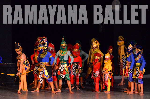 Ramayana Ballet Show at Prambanan