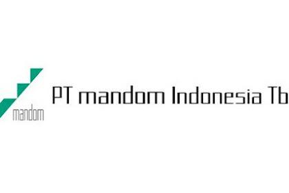 Lowongan PT. Mandom Indonesia Tbk Pekanbaru Januari 2019
