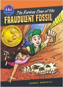 The Furious Case of the Fraudulent Fossil  cover