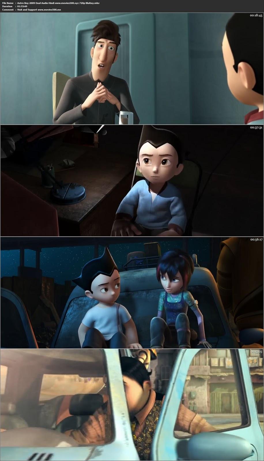 Astro Boy 2009 Dual Audio Hindi Full Movie BluRay 720p at movies500.site