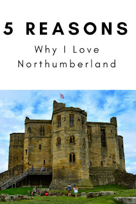 5 Reasons Why I love Northumberland