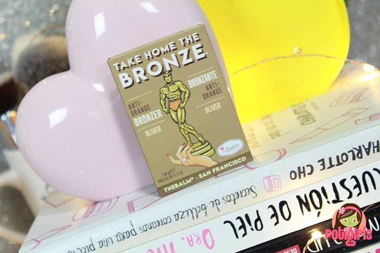 Nuevos bronceadores Take Home The Bronze de The Balm