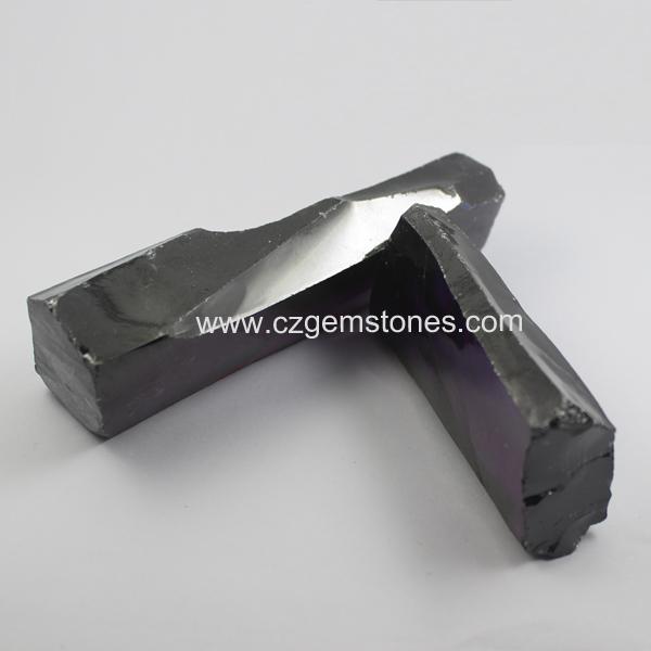 cubic zirconia rough stones amethyst