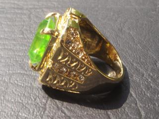 Zamrud Kalimantan - Koleksi batu cincin, kalimaya, safir ...