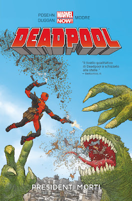 Deadpool Volume 1: Presidenti morti