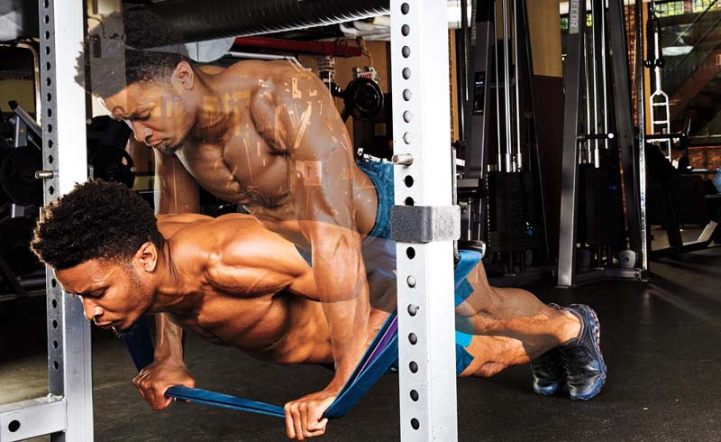 Muscle & Fitness, Health