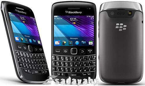 HP BlackBerry Bold 9790