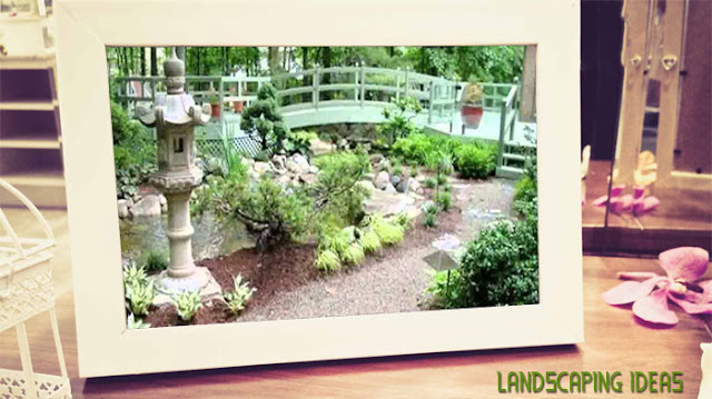 Backyard Landscape Home Design Ideas