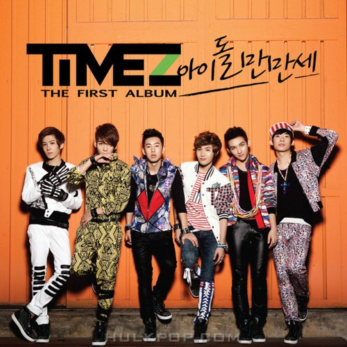 TimeZ – Idol Hooray – Single
