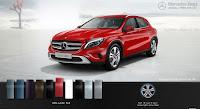 Mercedes GLA 200 2015 màu Đỏ Jupiter 589