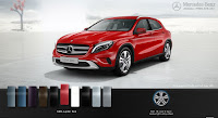 Mercedes GLA 200 2016 màu Đỏ Jupiter 589