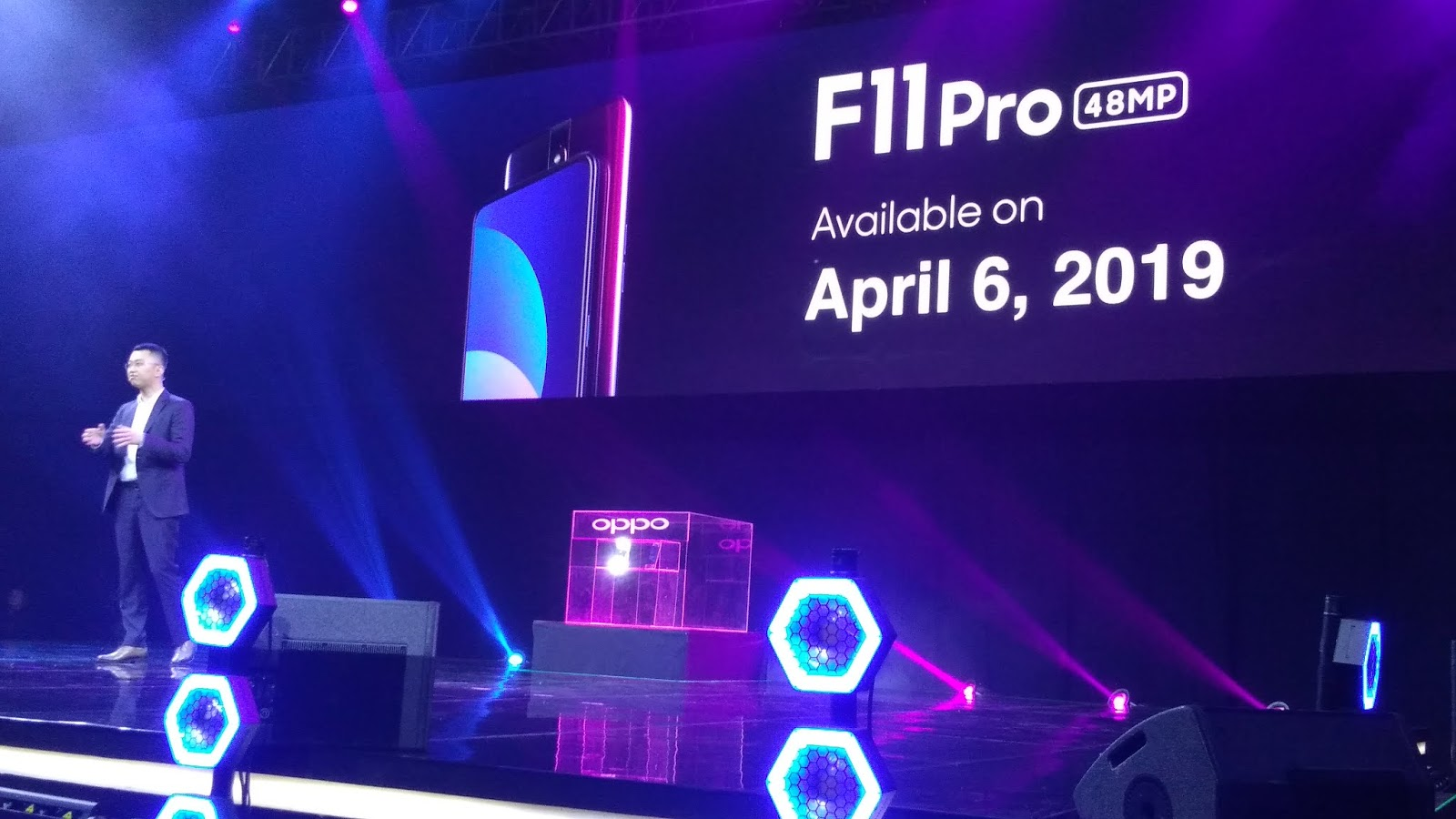 OPPO Philippines Launches OPPO F11 Pro, Elevates Photography