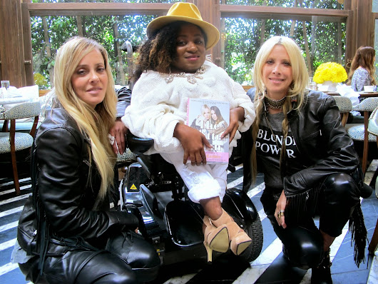 5.21.2015 LA Happenings: #FashionForBreakfast with Pam and Gela (Founders of Juicy Couture)