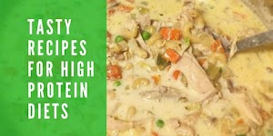 Tasty Recipes For High Protein Diets