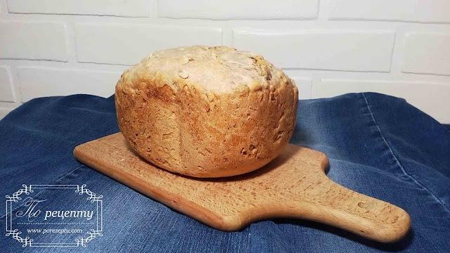 рецепт хлеба в хлебопечке