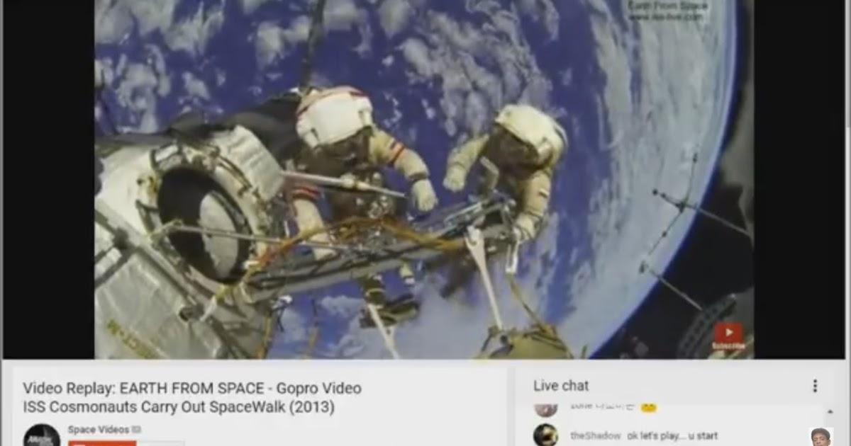 光明會 錫安長老會 聖羅馬帝國和NWO 及森遜密碼驗證: NASA直播流證明地球扁平!!!!